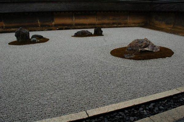 Il giardino del Ryoan-ji