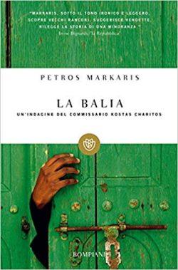 La balia, di Petros Markaris