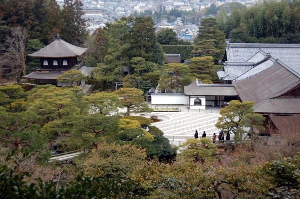 Ginkaku-ji a Kyoto