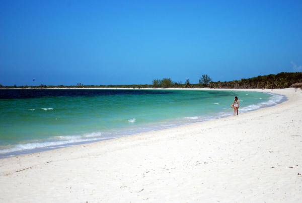 Spiagge a Cuba: Cayo Las Brujas