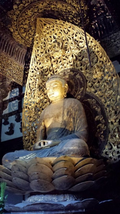 half-day trip to Uji: the Byodo-in temple and the statue of Amida Buddha