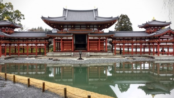 Half day trip to Uji from Kyoto: The Byodo-in temple in Uji