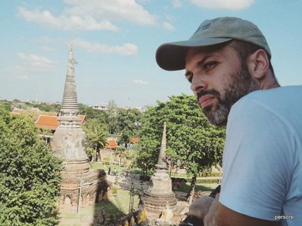 In Thailandia, ad Ayutthaia