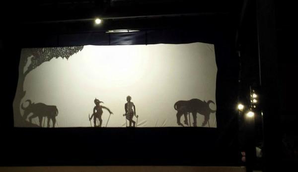 Il teatro d'ombre