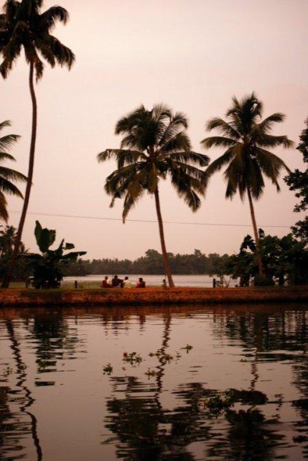 E' un mondo d'acqua, quello delle backwaters