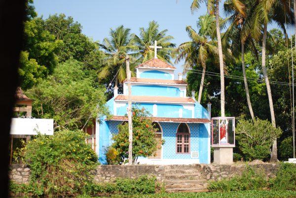 Una chiesa fra le palme, Kerala