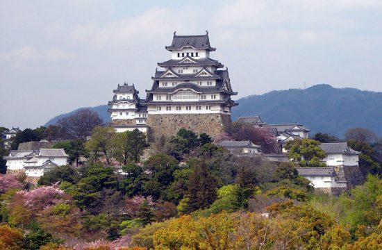 Il castello di Himeji