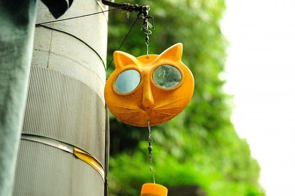 Yanaka Ginza, gatti ovunque