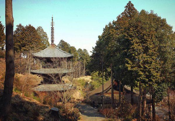 giappone meno conosciuto: il tempio joraku-ji