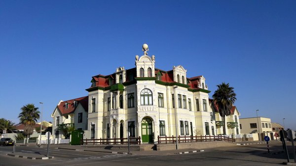 Hohenzollern Haus, Swakopmund - Namibia
