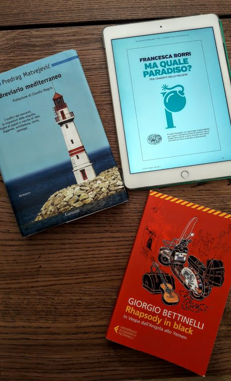 libri di viaggio per l'estate