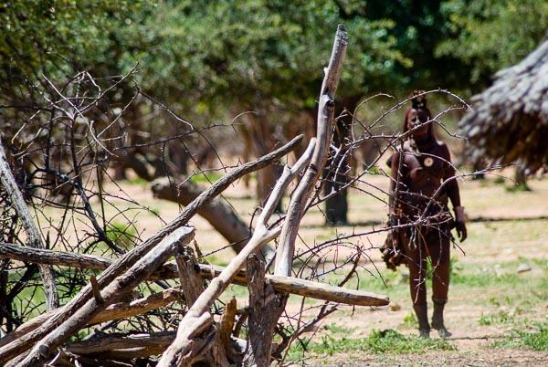 Visita a un villaggio Himba