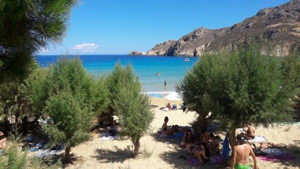 Spiagge di Serifos: Psili Ammos