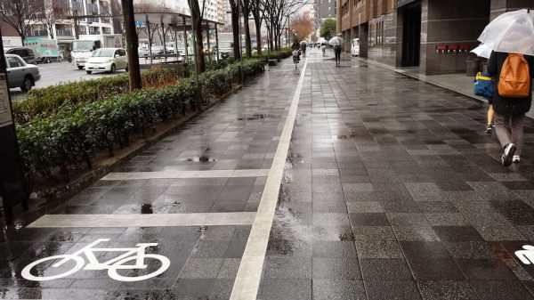 come spostarsi a kyoto: la città è piena di ciclabili