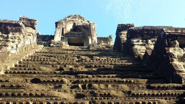 Galleria dei bassorilievi, Angkor Wat