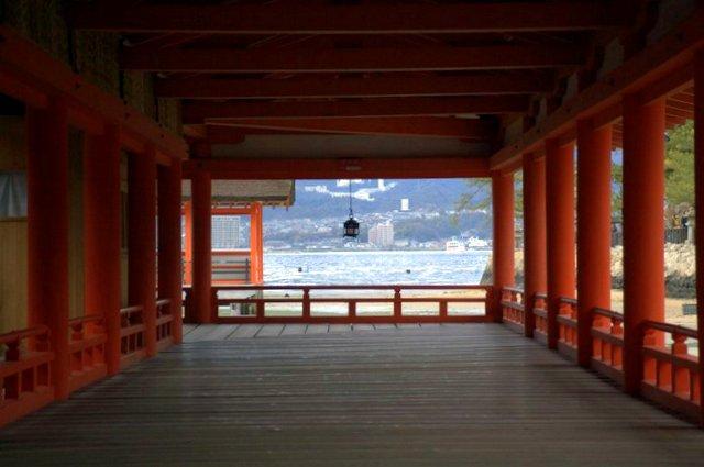 In visita a Miyajima: il santuario di Itsukushima