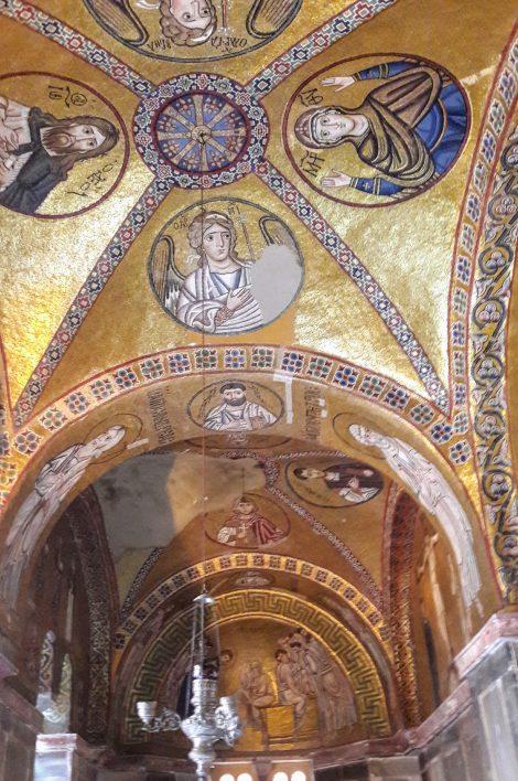 Il monastero di Ossios Loukas, piccola deviazione durante il viaggio a Delf
