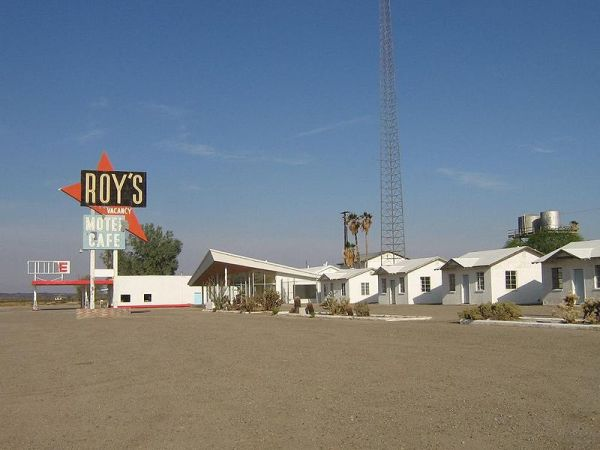 Roy's Motel and Cafe