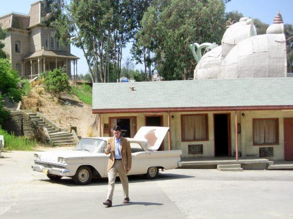 Il Bates Motel agli Universal Studios