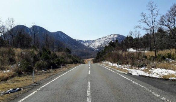 La strada a Kokonoe