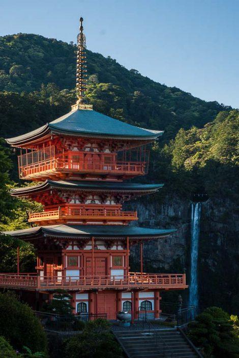 La pagoda di Nachi