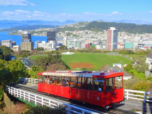 Itinerario di viaggio in Nuova Zelanda: Wellington (foto di Letizia Gamberini, 2015)