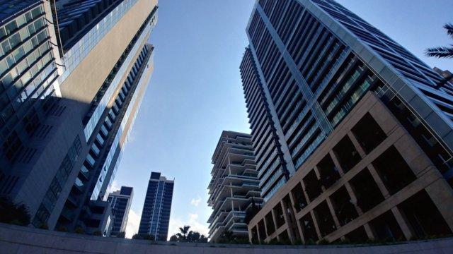 La zona di Beirut Marina