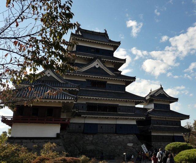 Castello di Matsumoto (