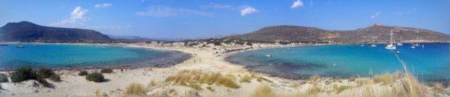 Le spiagge di Simos