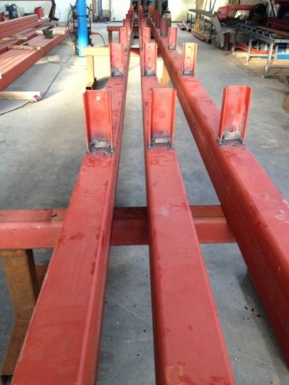 Prefabrikasjon av stålkonstruksjoner