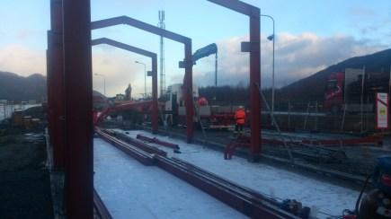 Technip - Montering av stålkonstruksjoner