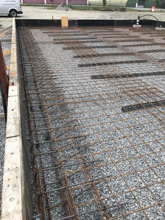 Stena Recycling - Armering til nytt Metallmottak