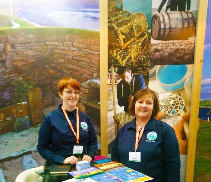Hazel-Fidra-Visit-Scotland-Expo-2019