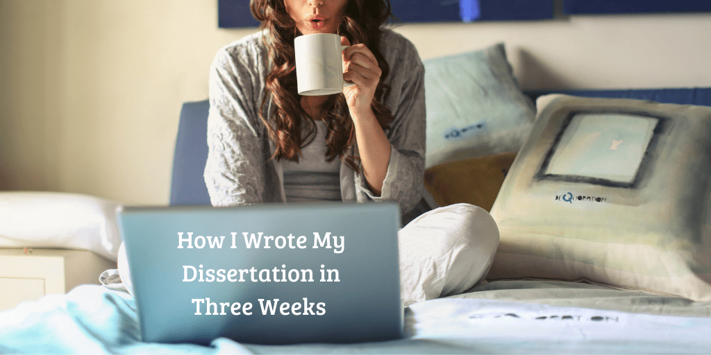 Purchase a dissertation 3 weeks