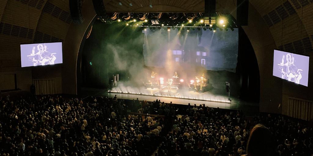 Dermot Kennedy Radio City Music Hall