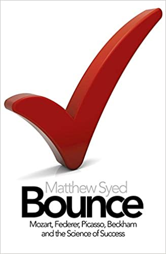 Bounce Matthew Syed Book Review