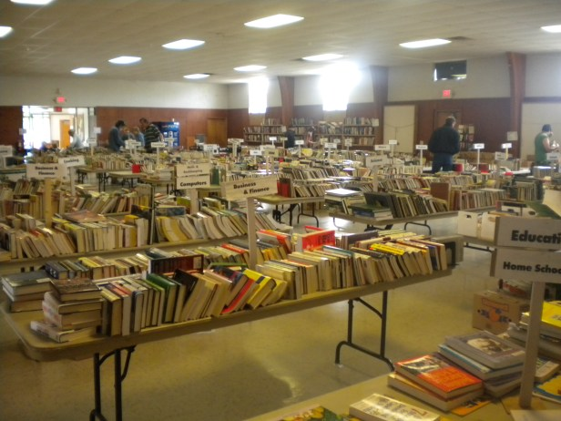 Friends of Orland Library Book Sale