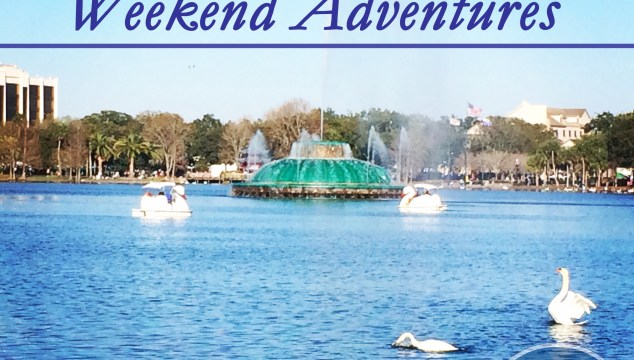 Weekend Adventures: April 1-3, 2016