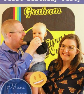 InstaGrahams First Birthday Party