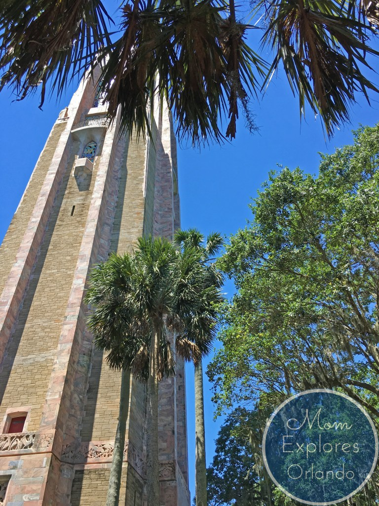 Exploring Vintage Florida - Bok Tower | Mom Explores Orlando