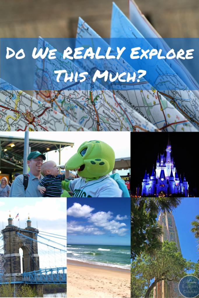Practical ways to get out there and adventure with your family (on a budget!)