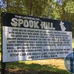 Exploring Vintage Florida: Spook Hill
