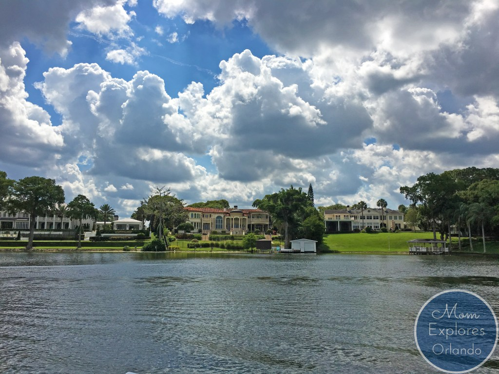 Exploring Vintage Florida: The Winter Park Scenic Boat Tour | Mom Explores Orlando