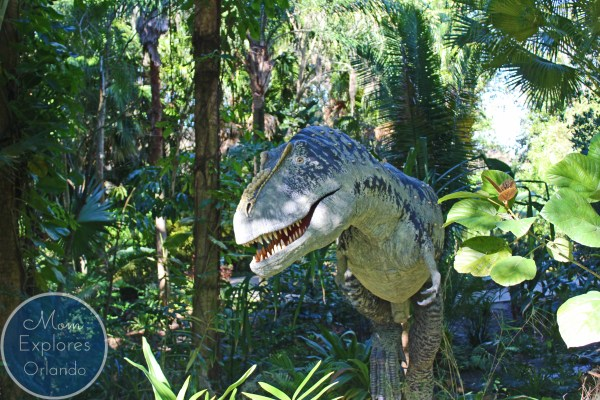 Dinosaur Invasion at Leu Gardens! So much fun!
