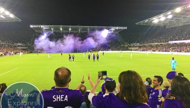Orlando City Soccer - Major League Soccer