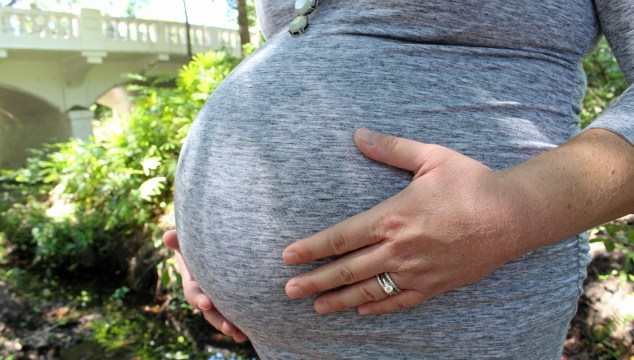 Five Things NOT to Say to a Pregnant Lady