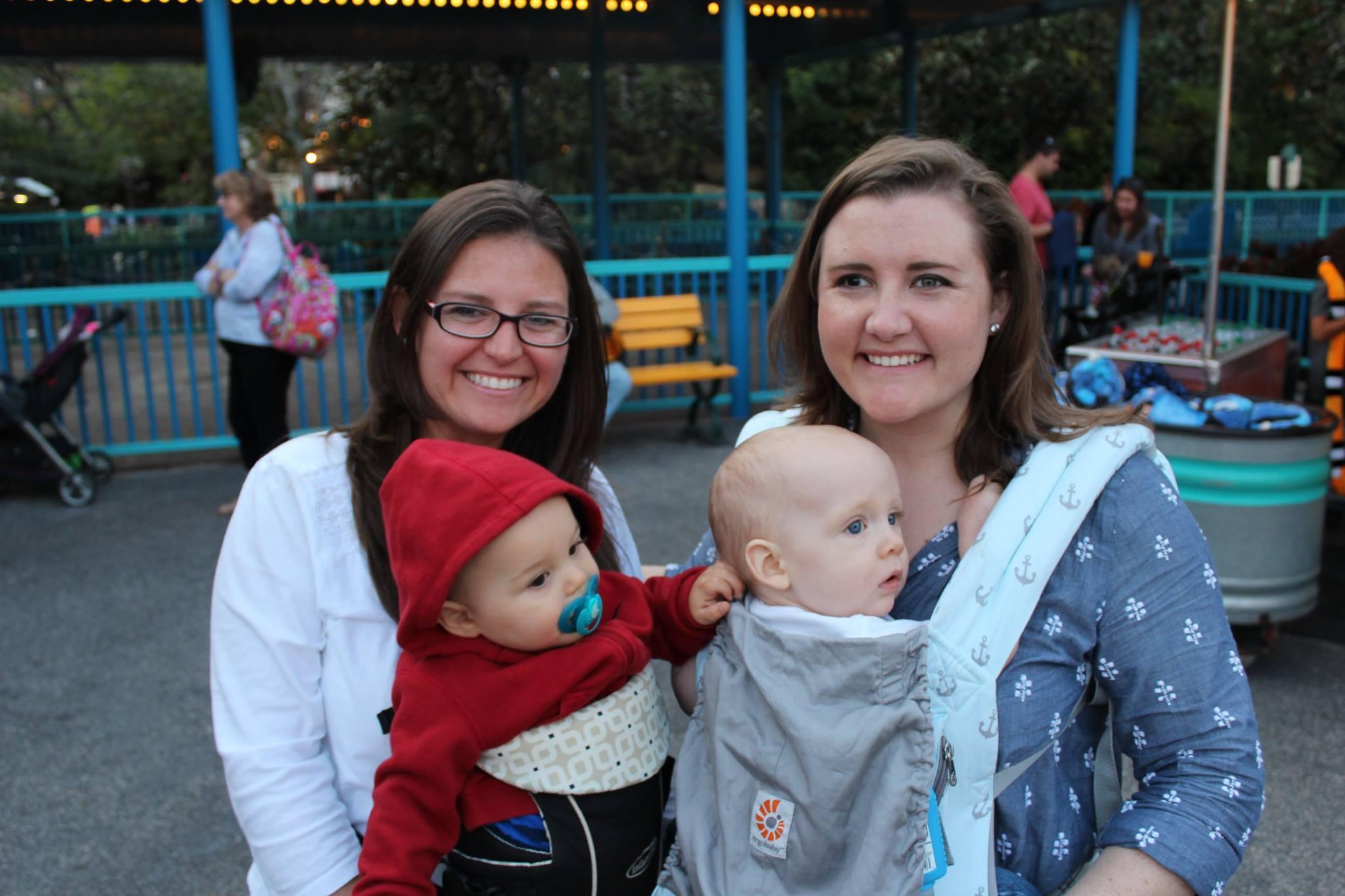 Nurturing Friendships When You're a Mom