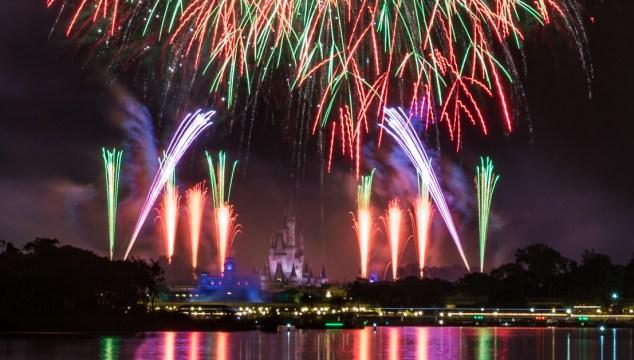 Best Places to Watch Disney's Magic Kingdom Fireworks NOT in front of the Castle! #disney #disneyworld #disneyfireworks #disneyvacation #orlando #fantasyland #WDW #MagicKingdom #Fireworks #DisneyFireworks #Orlando #Florida