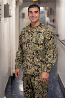 """On a Small Island with a Big Mission, Orlando Native Supports the Navy's """"Silent Service"""" Half a World Away in Guam"""