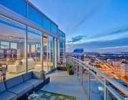 Solaire Penthouse View